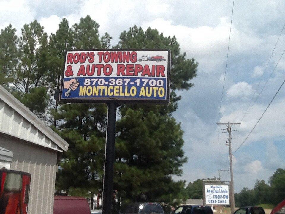 U-Haul Neighborhood Dealer: 1010 Hwy 425 S, Monticello, AR