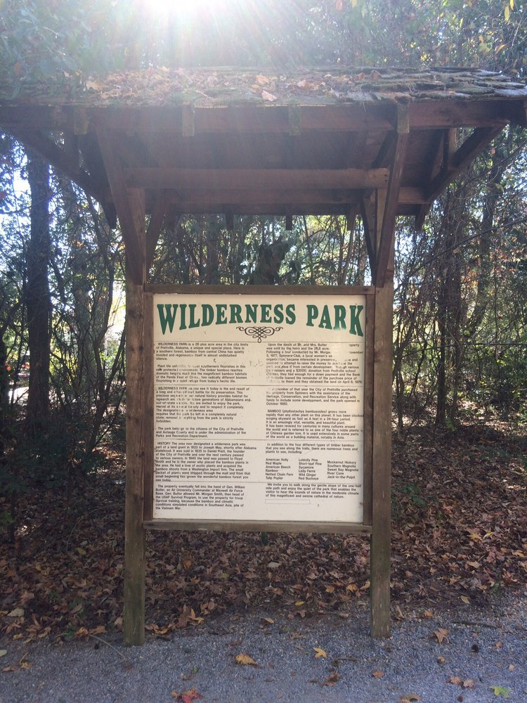 Wilderness Park and Bamboo Forest