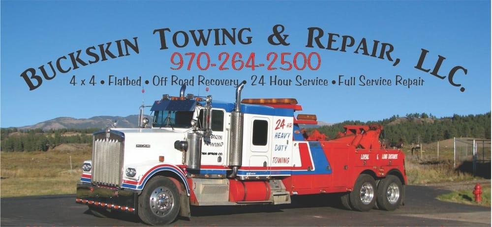 Buckskin Towing & Repair: 1435 E Hwy 160, Pagosa Springs, CO