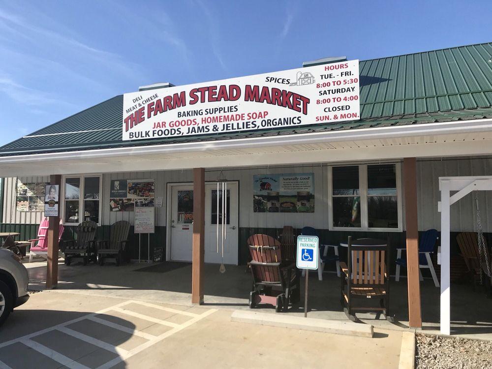 The Farm Stead Market: 10712 Castle Hwy, Pleasureville, KY