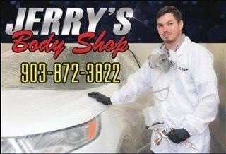 Jerry's Paint & Body Shop: 4314 W State Hwy 22, Corsicana, TX