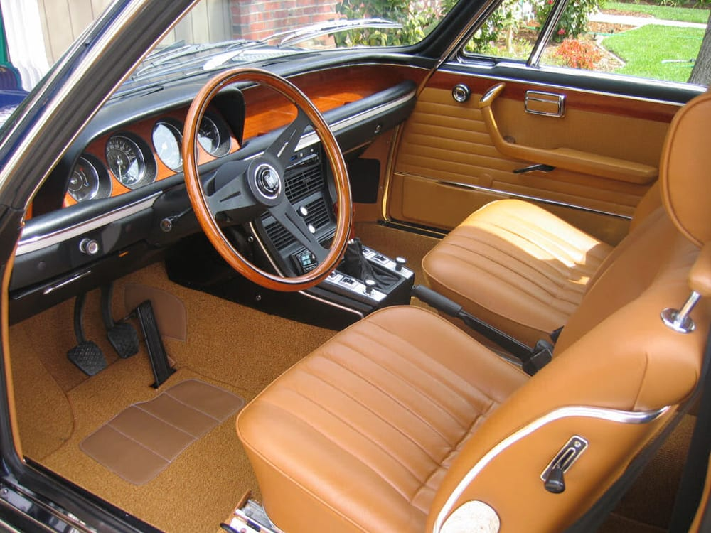 72 bmw 3 0cs front seats reupholstered by jack they look fantastic yelp. Black Bedroom Furniture Sets. Home Design Ideas