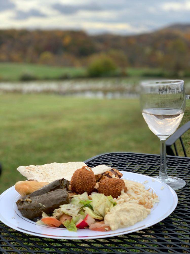 Byblos Restaurant: 6850 Piedmont Center Plz, Gainesville, VA