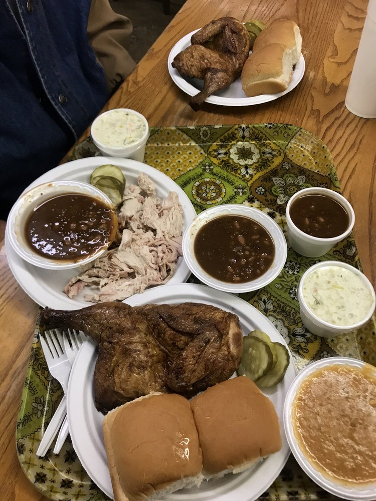 Old Clinton Barbecue House: 2645 N Columbia St, Gray, GA