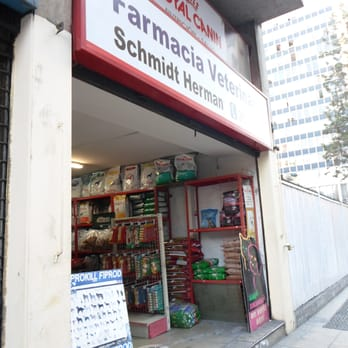 Farmacia Veterinaria Schmidt Hernan - Servicios para