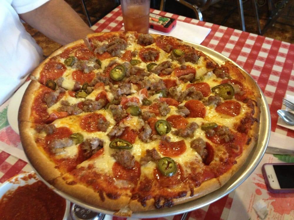 Amazing Pizza Yelp