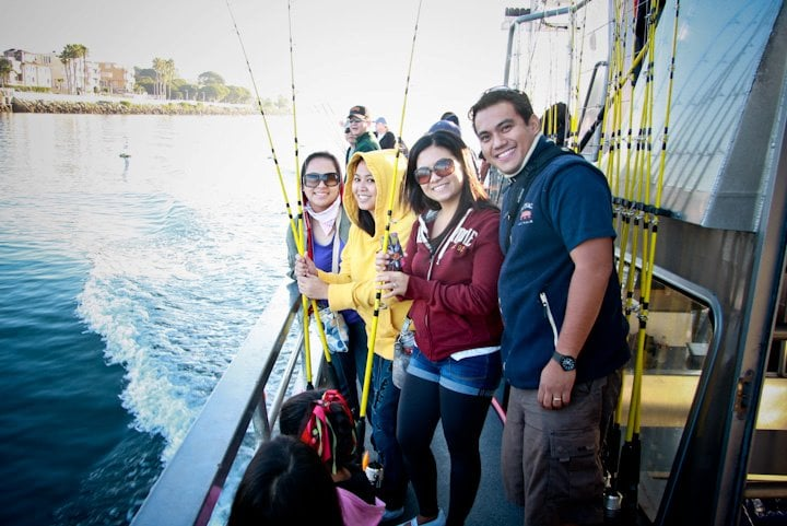 Great for family and beginners yelp for Marina del rey fishing report
