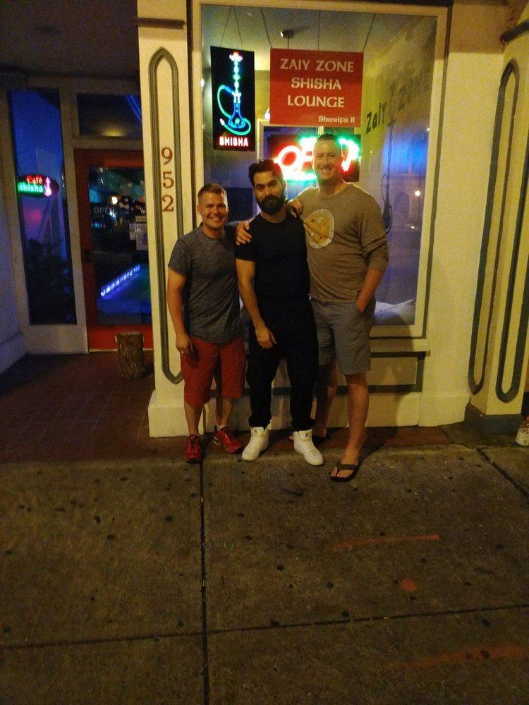Zaiy Zone Shisha Lounge: 952 Broad St, Augusta, GA