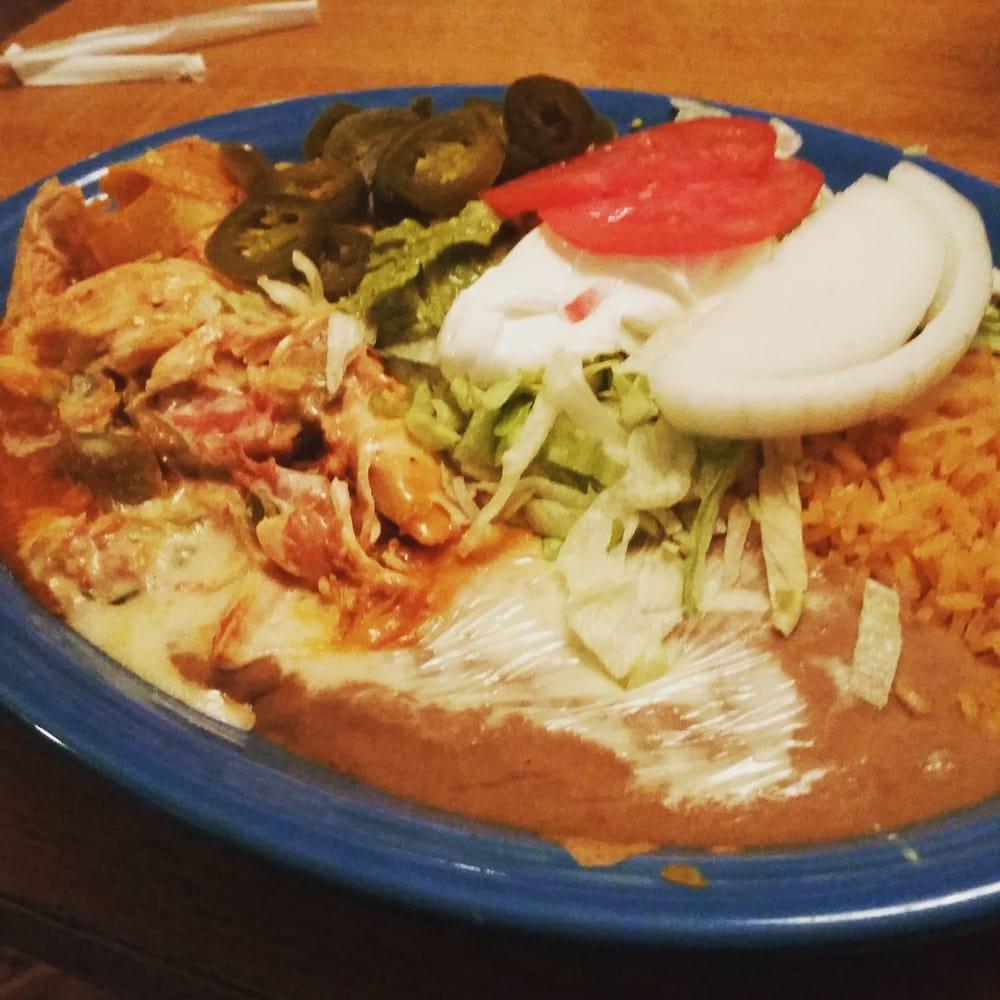 La Carreta Mexican Restaurant Madison Heights Va