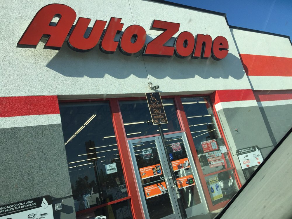 AutoZone: 1500 E Hatch Rd, Modesto, CA