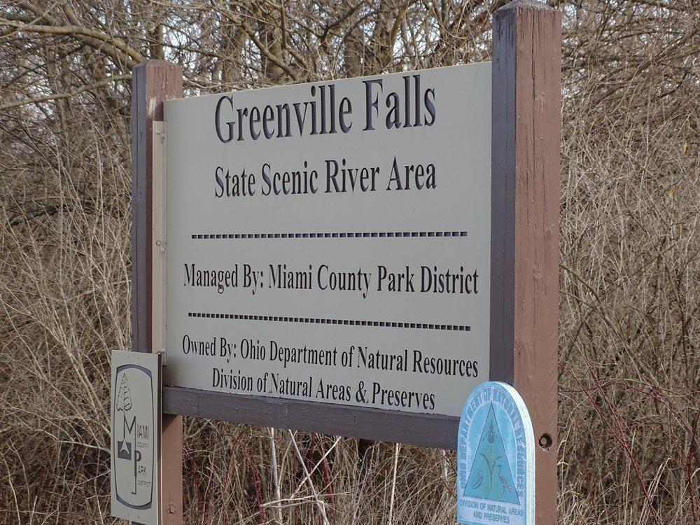 greenville falls: 9140 Covington-Gettysburg Rd, Covington, OH
