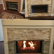 Gallery Of Fireplaces - 11 Photos - Fireplace Services - 385 ...
