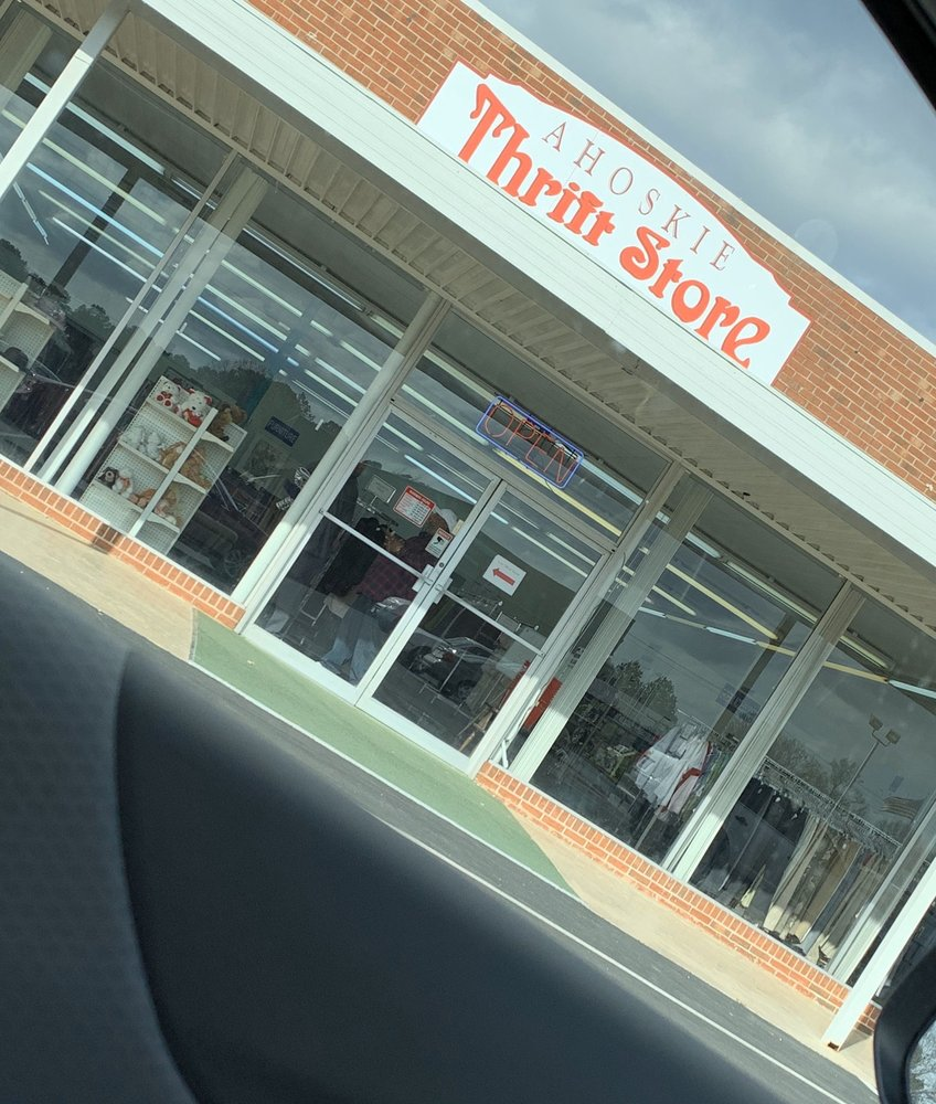 Ahoskie Thrift Store: 719 E Memorial Dr, Ahoskie, NC