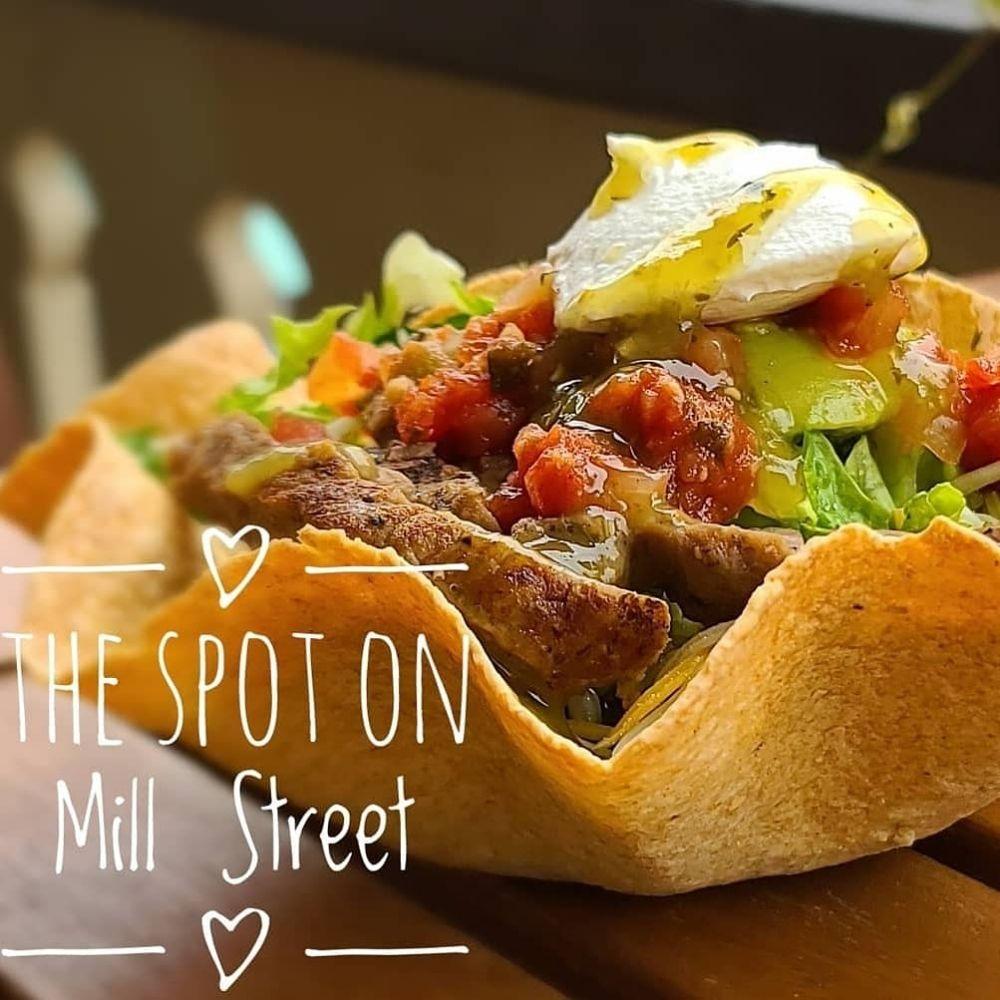 The Spot on Mill Street: 406 Mill St, Occoquan, VA