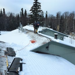 Photo Of R U0026 M Roofing   Anchorage, AK, United States