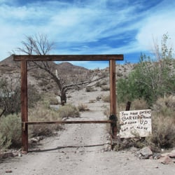 Photo Of Barker Ranch Death Valley Ca United States