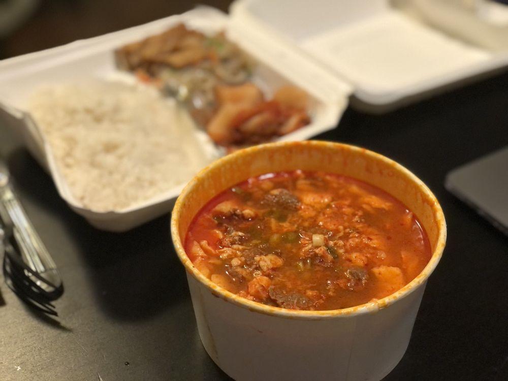Tofu Factory Korean Cuisine: 400 N Greenville Ave, Richardson, TX