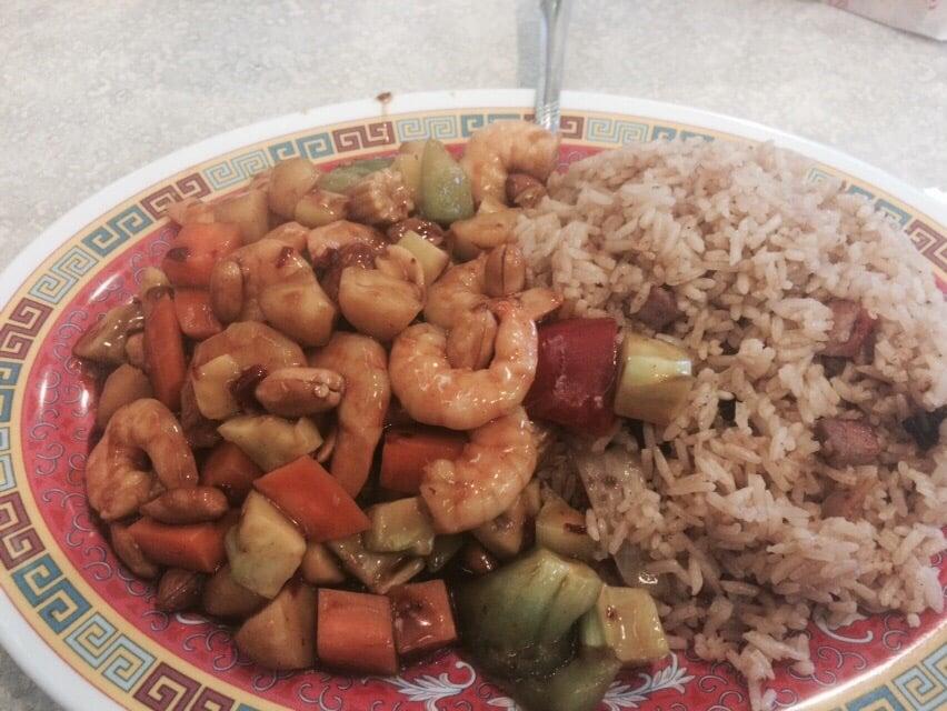 Top's China Restaurant: 185 W Lee Hwy, Warrenton, VA