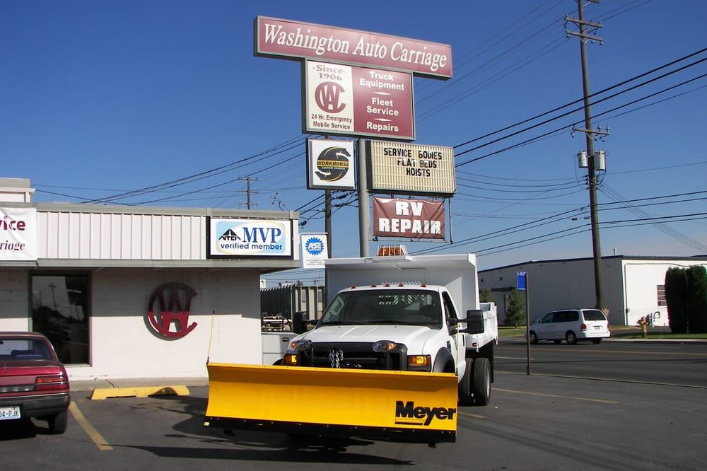 Washington Auto Carriage: 5301 E Broadway Ave, Spokane Valley, WA