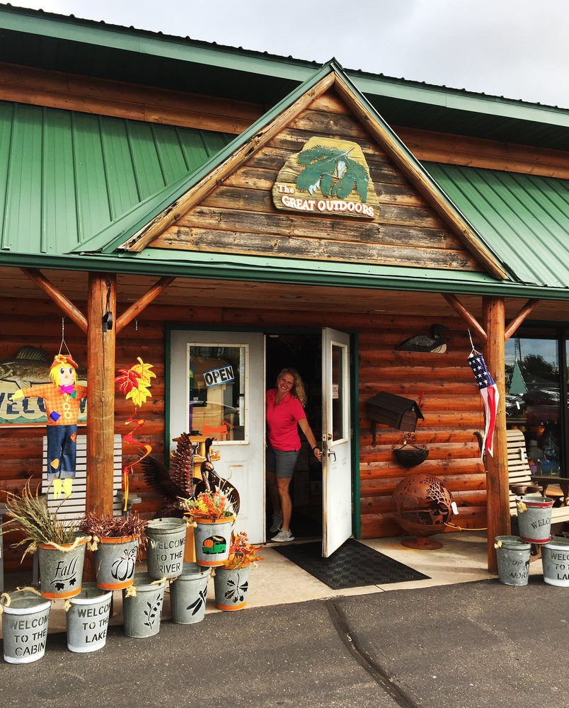 The Great Outdoors: 1503 S Main St, Rice Lake, WI