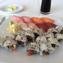 Photo Of Aces Queens Ny United States Nigiri And Y Tuna Rolls