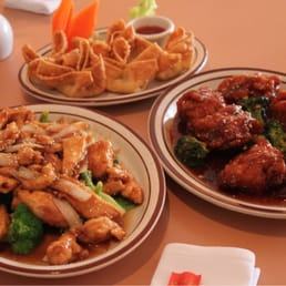 Photo Of Bamboo Garden   Chicago, IL, United States. Crabrangoon General  Chow Chiken