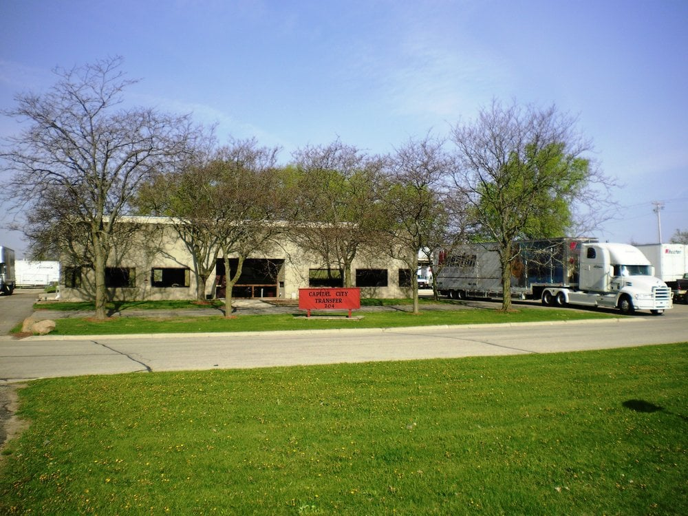Capital City Transfer: 204 Industrial Dr, Verona, WI