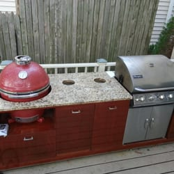 Delicieux Photo Of Premier Granite   Milwaukee, WI, United States. Granite Countertops  For Outdoor