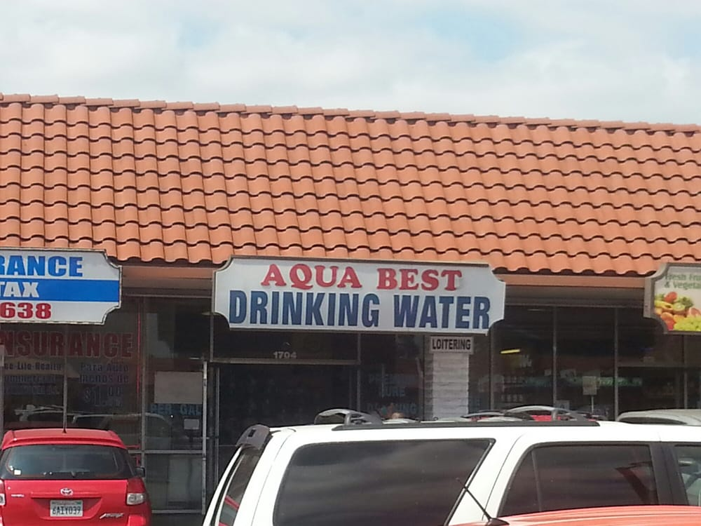 Aqua Best: 1704 S Western Ave, Los Angeles, CA