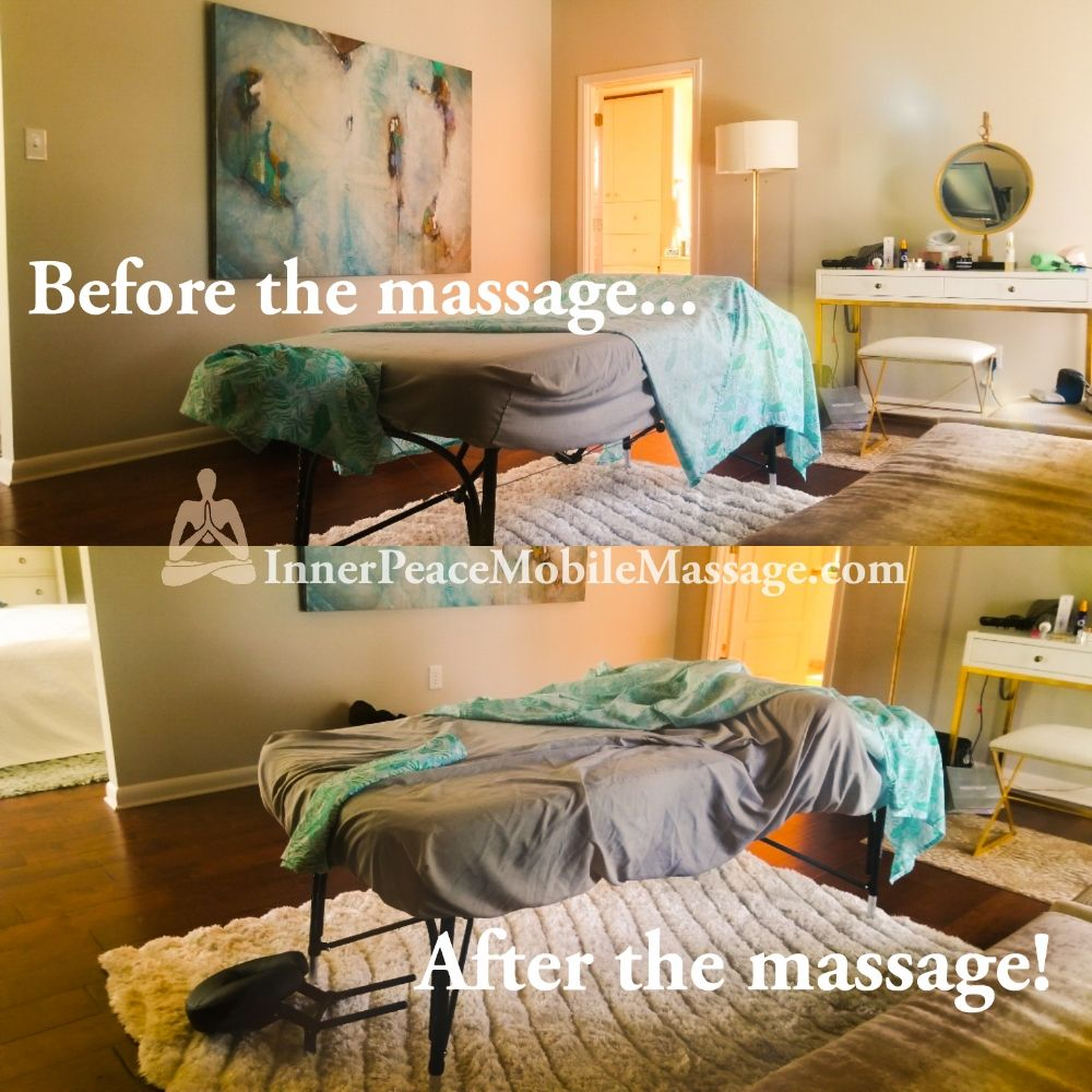 InnerPeace Mobile Massage: Marion, TX