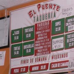 El Puente Restaurant Reading Pa