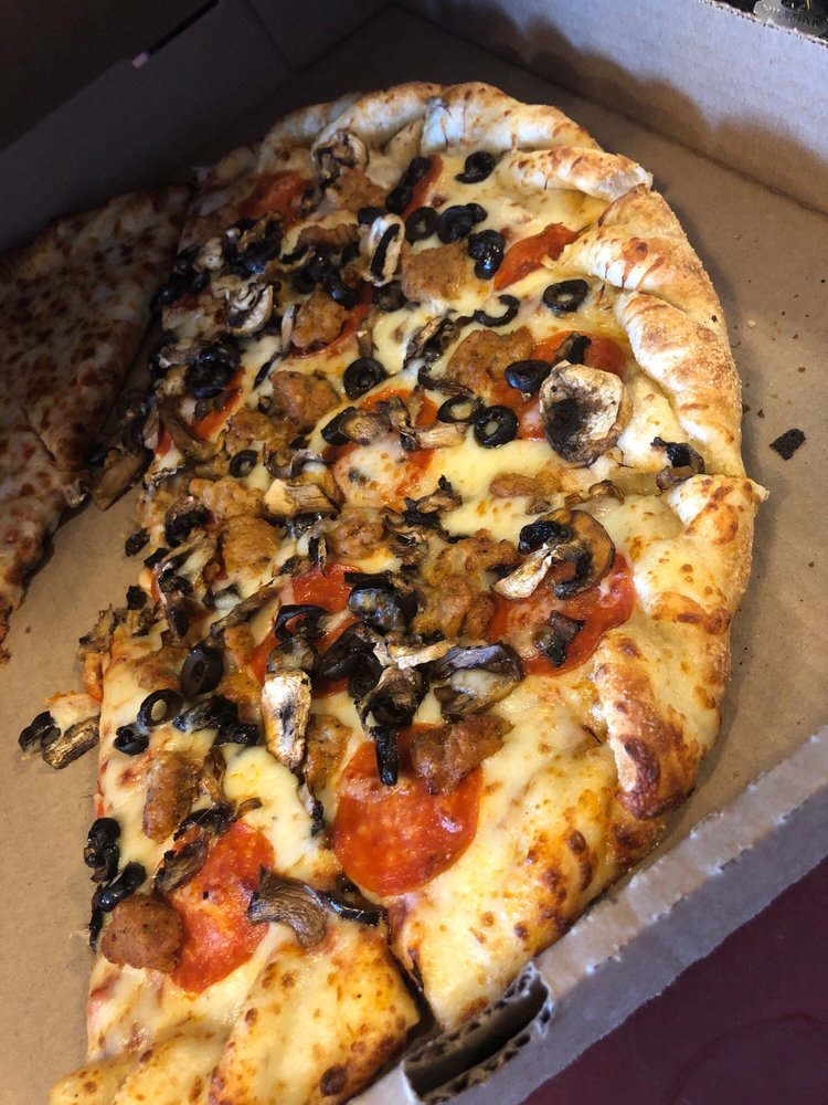 James Gang Pizza: 1188 S Main St, Lebanon, OR