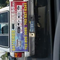 Batteries For Less >> Batteries 4 Less Battery Stores 3965 E Charleston Blvd