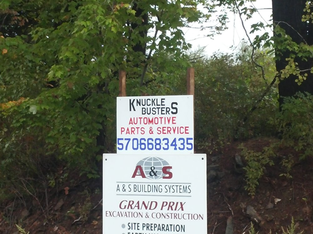 Knucklebusters Corporation: 920 E Broad St, Tamaqua, PA