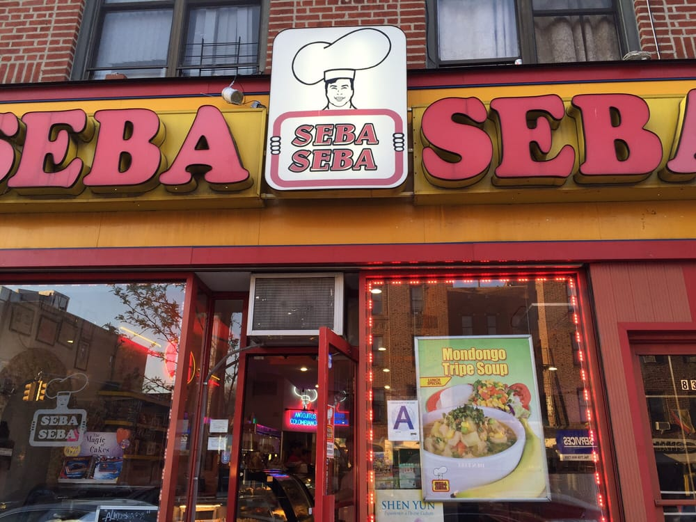 Seba-Seba Bakery: 8303 Northern Blvd, Jackson Heights, NY