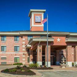 Photo Of Sleep Inn Suites Hewitt South Waco Tx United