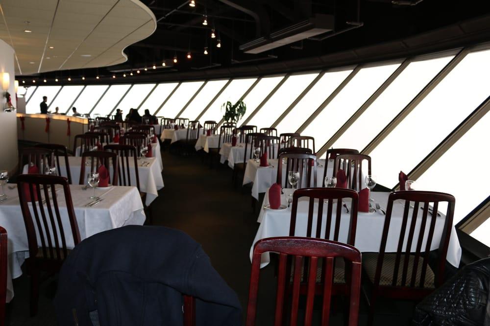 Revovling Restaurant Vancouver