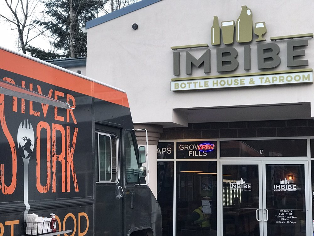 Silver Spork Food Truck Seattle