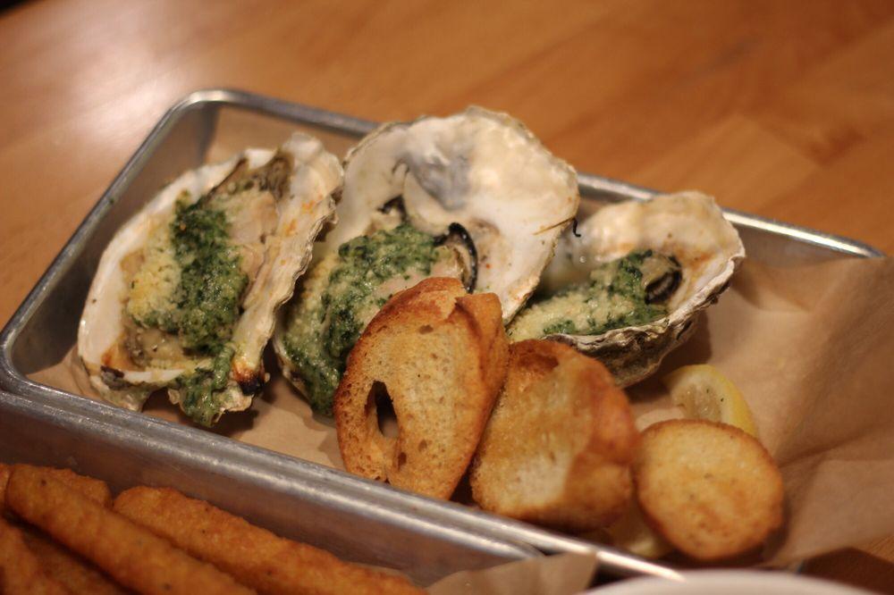 Social Spots from EMC Seafood & Raw Bar