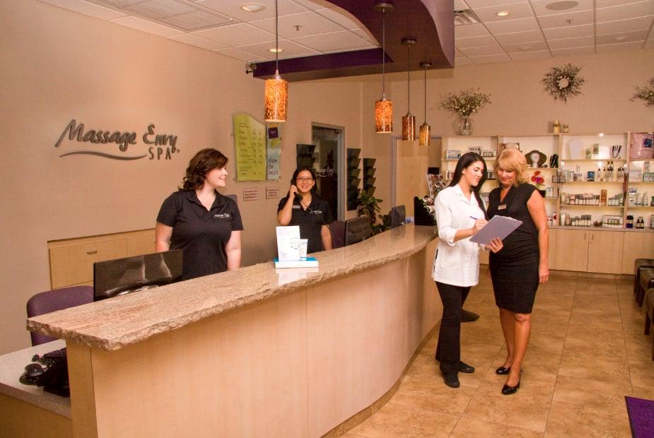 Massage Envy Spa Northwest Tucson Massage Oro Valley