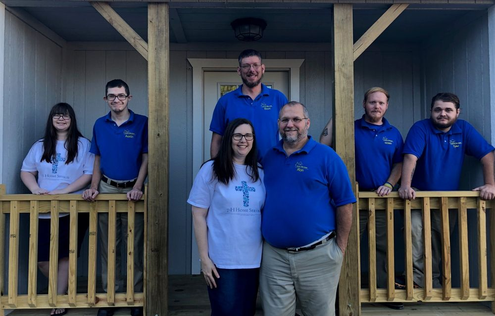 7-H Home Services: Woodville, TX