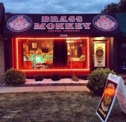 Brass Monkey Tattoo Co - Tattoo - 3150 W Sylvania Ave, Toledo, OH ...