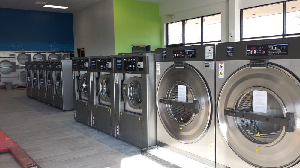 Owasso Express Laundry: 9700 N Garnett Rd, Owasso, OK