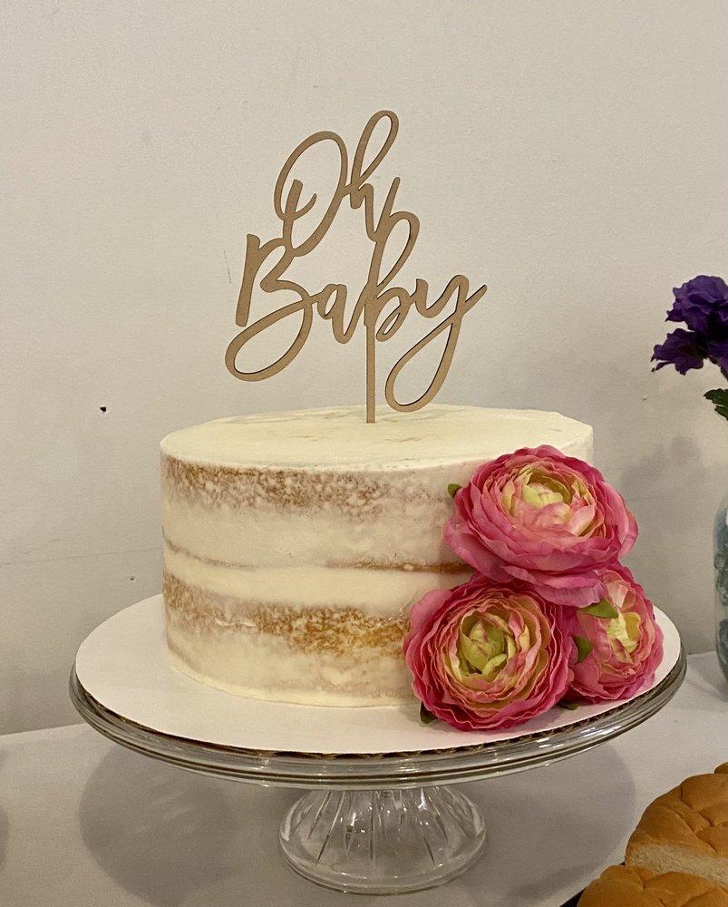 Jill's Cakes & Bakes: 370 Gilmer Ferry Rd, Ball Ground, GA