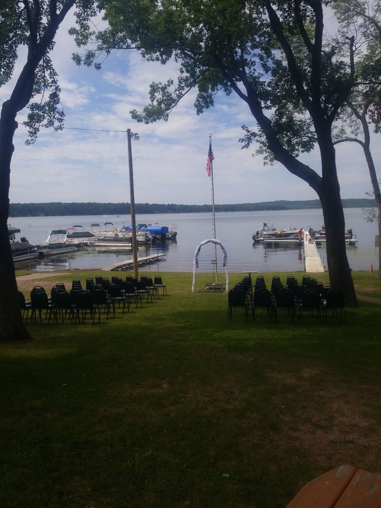 Wilkins Bar and Resort: 1091 238th Ave, Luck, WI
