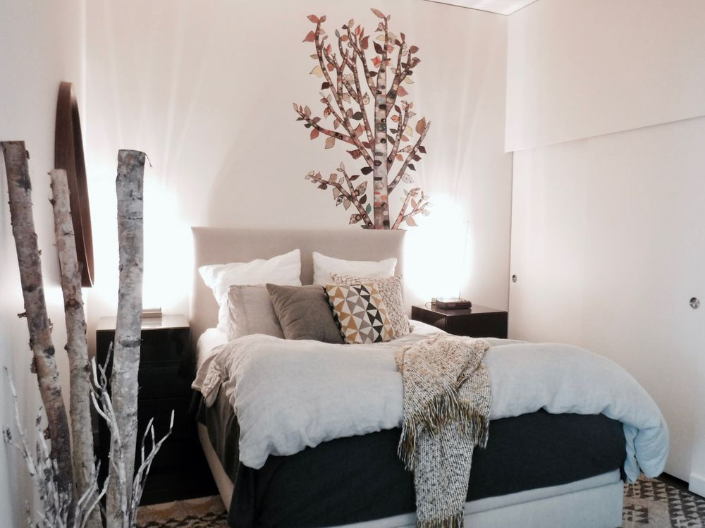 Light Organic Bedroom In Downtown Seattle Condo.   Yelp