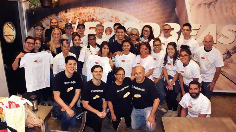 Orange County Burrito Project: Santa Ana, CA