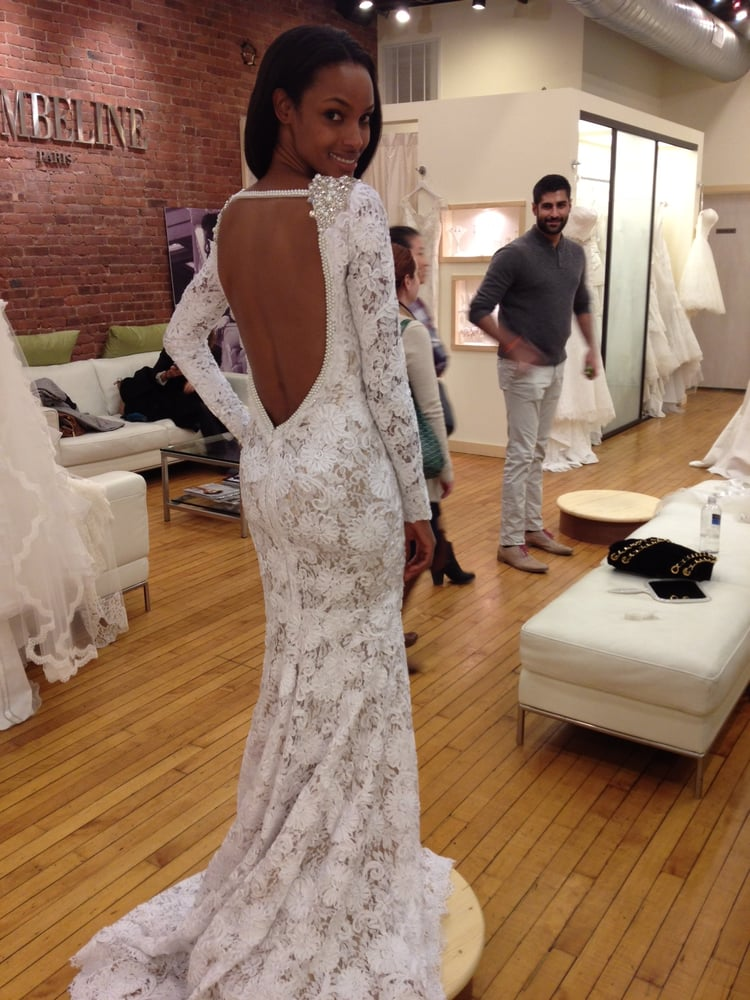 Wedding Dresses On   Nyc : Berta wedding dress in nyc yelp