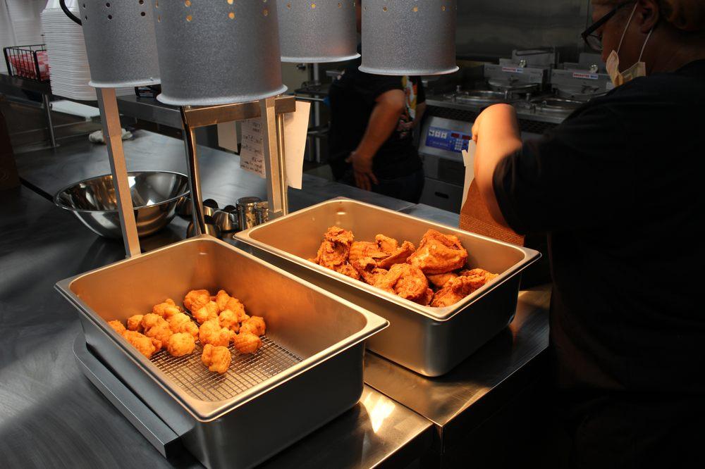 The Drunken Chicken: 111 East Locust St, Carter Lake, IA