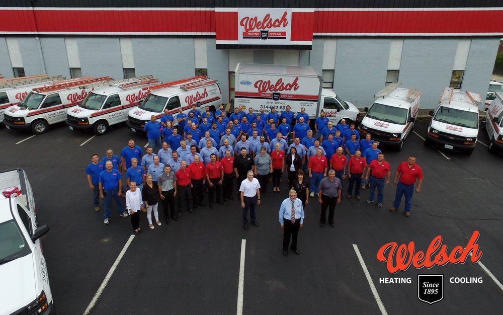 Welsch Heating & Cooling: 2175 Welsch Industrial Ct, Saint Louis, MO
